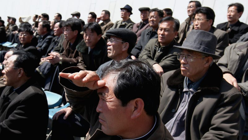 It's Official: North Koreans Happier Than Americans