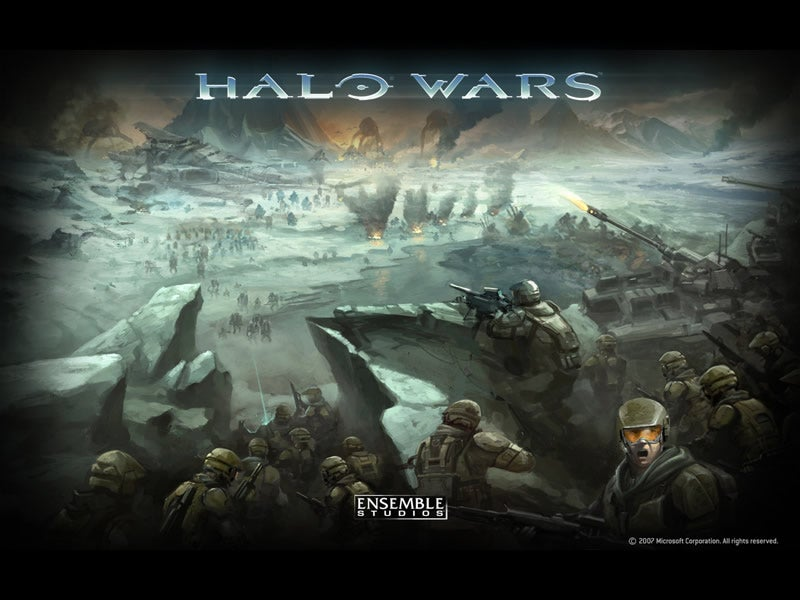 Refugees from the Halo Wars