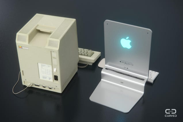 I don't need this cool Macintosh Neue but bloody hell I want it so badly