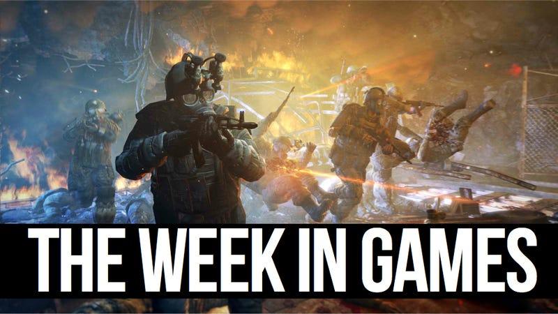 The Week in Games: Metrospecial