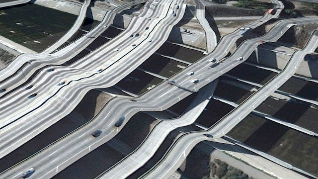 Google Earth Images Actually Make for Great Surrealist Art
