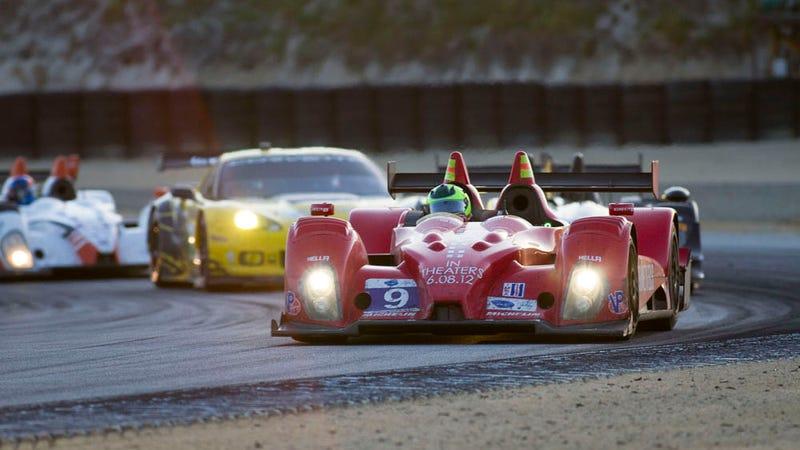 American Le Mans Monterey: Über Gallery
