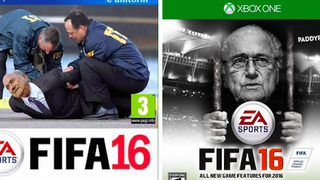 Some Ideas For <i>FIFA 16</i>'s<i> </i>Box Art