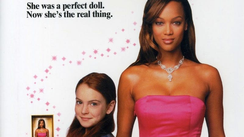 Tyra Banks to Reprise Role as Lindsay Lohan's Doll That Comes to Life in Disney TV Movie Sequel