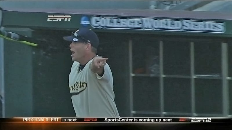 Kent State Head Coach Scott Stricklin Is Really, Really Excited That SportsCenter Is Coming Up Next