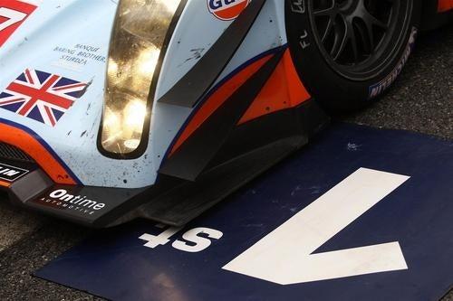 Aston Martin LMP1 Gallery