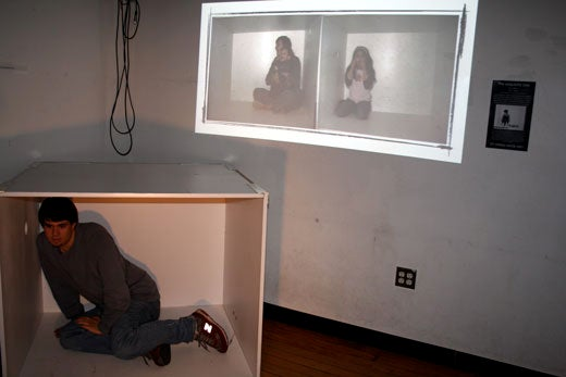 Student Projects: ITP Spring Show 2007