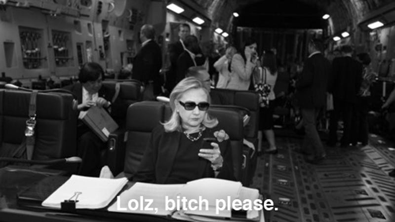 Hillary Clinton Is Badass and Now Has the Tumblr to Prove It