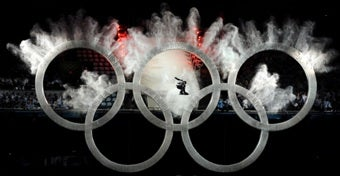 Winter Olympics Open Thread Tonight!