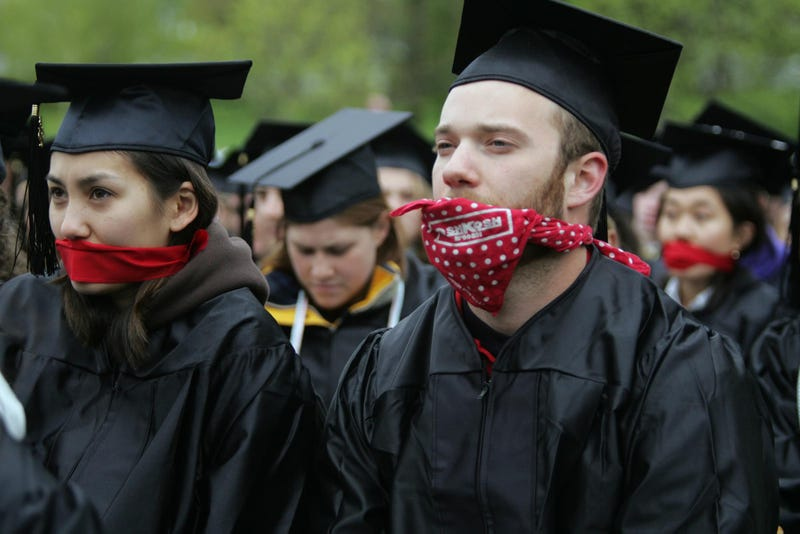 In Defense of Protesting Commencement Speakers