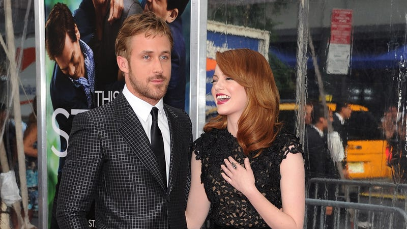 Emma Stone Discusses 'Writhing Around All Over Ryan Gosling's Bed'