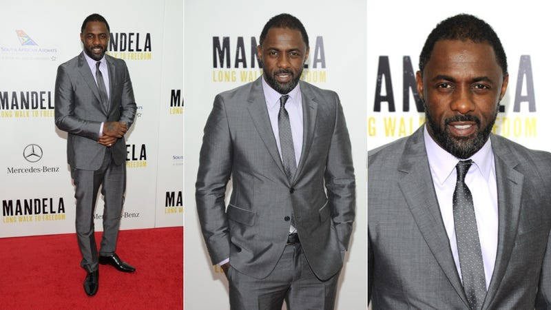 Your Boyfriend Idris Elba Is Looking Mighty Dapper Tonight