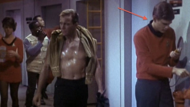 The Most Interesting Man in the World played a red shirt on Star Trek—and survived