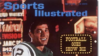 <em>Playboy</em>'s Candid Conversation With The Superswinger QB, Joe Namath