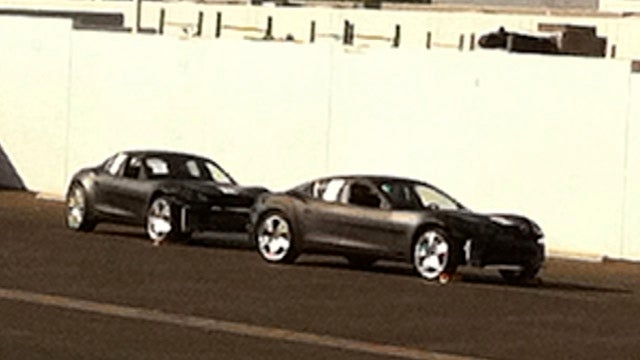 Fisker Karma Production Pushed Back Again