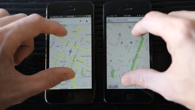 GIF of the Year, Google Maps Returns, The Dumbest Apple Rumor, And More