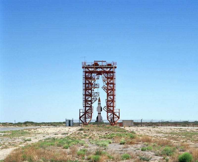 This Collection of Photos Show the Rusted Past of the US Space Race