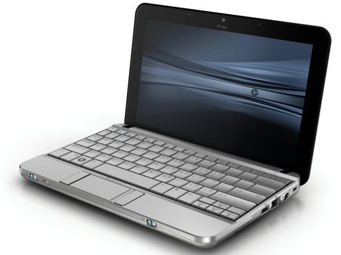 HP Mini 2140 Netbook Outdoes the 2133 with Atom Processor and 16:9 LED Screen