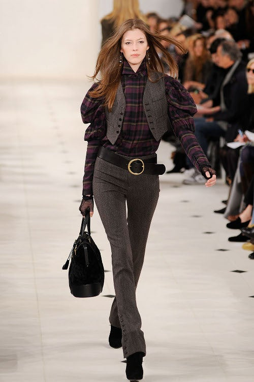 Channel Your Inner Uptown Girl (Again) With Ralph Lauren