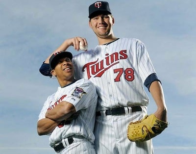 Monster Dutch Reliever Hopes To Terrorize Twin Cities