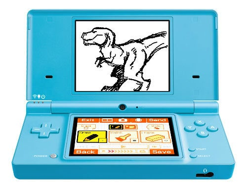 Nintendo Releases Free Animation App To DSi Owners