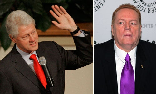Larry Flynt Is Bill Clinton's Hero, According to Larry Flynt