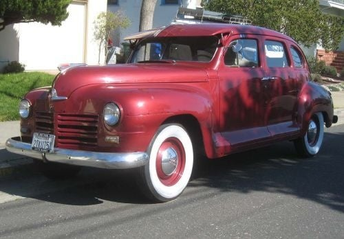 1948 Plymouth Deluxe Six