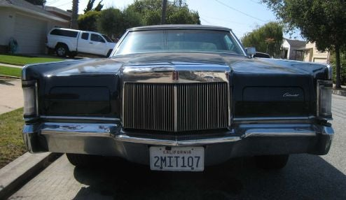 1970 Lincoln Continental Mark III, Plus Bonus Lincoln Poll