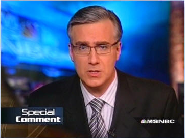 Was Keith Olbermann Jealous of Rachel Maddow's Ben Affleck Booking?
