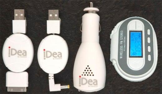 Friendtech iDea Travel Kit Hands-On