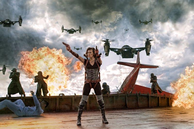 Resident Evil: Retribution Gallery