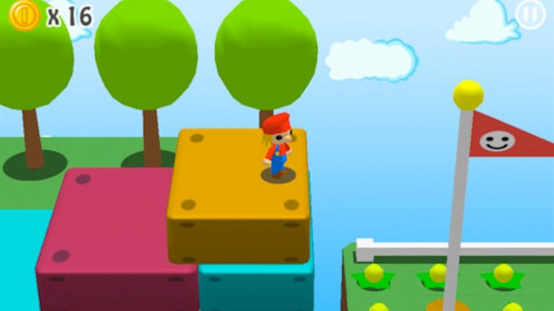 iTunes Users Are Upset About This Blatant Mario Clone