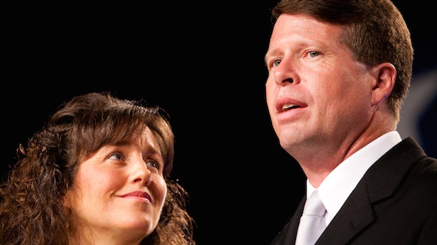 Duggar Dad's Political Platform: Incest Should Be Punishable by Death