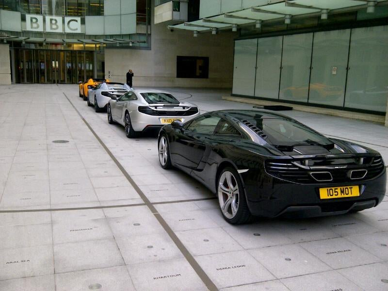 It's good to work at the BBC
