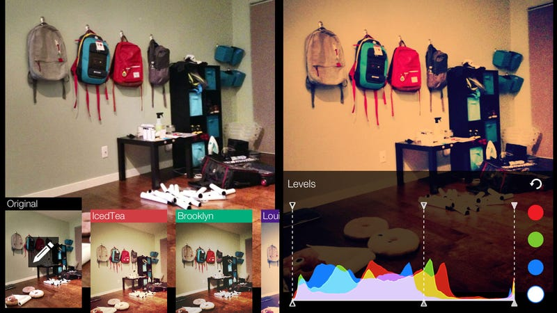 Flickr for iOS Adds Custom Filters, Pro Effects, and Shooting Grids