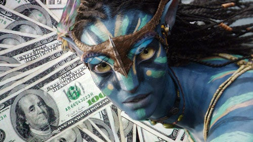 Avatar Blu-ray Breaks Sales Records By Doubling Them