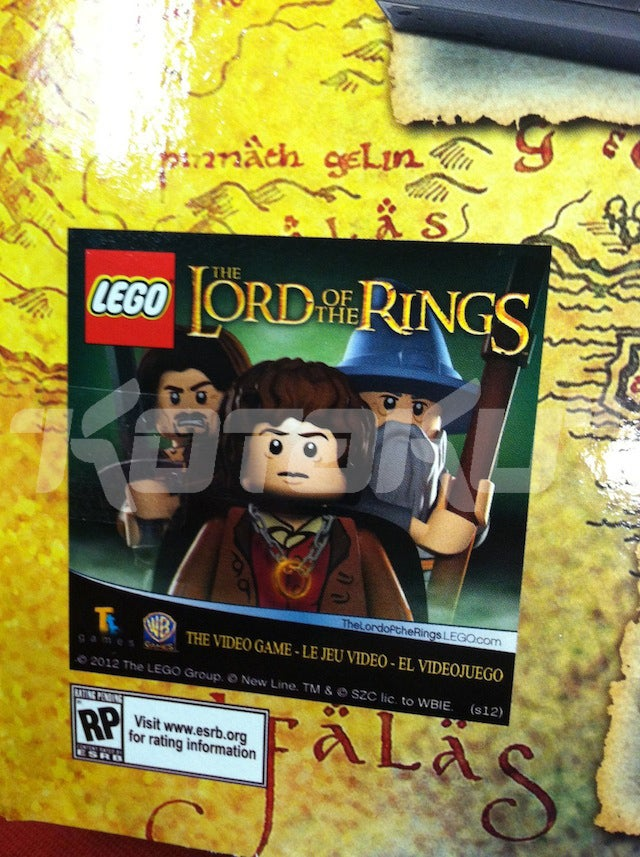 Sounds Like We're Getting a LEGO: Lord of the Rings Game [UPDATE]