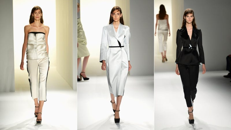 Calvin Klein, for the Stoic, Color-Shunning Zen Minimalist in You