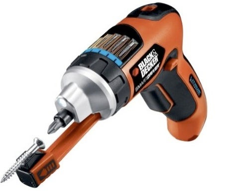 Foolproof Black & Decker LI4000 SmartDriver Screws Perfectly Every Time