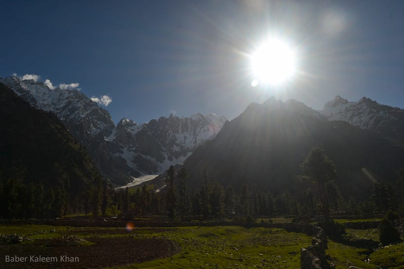 Life Around The Karakoram Highway