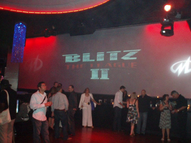 Blitz II: Like Madden, But Doggy Style