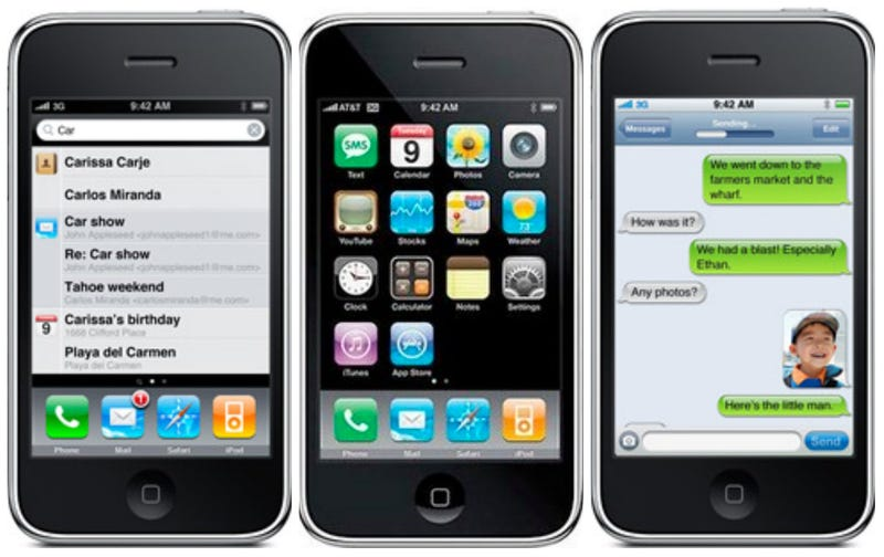 A Brief History of iOS