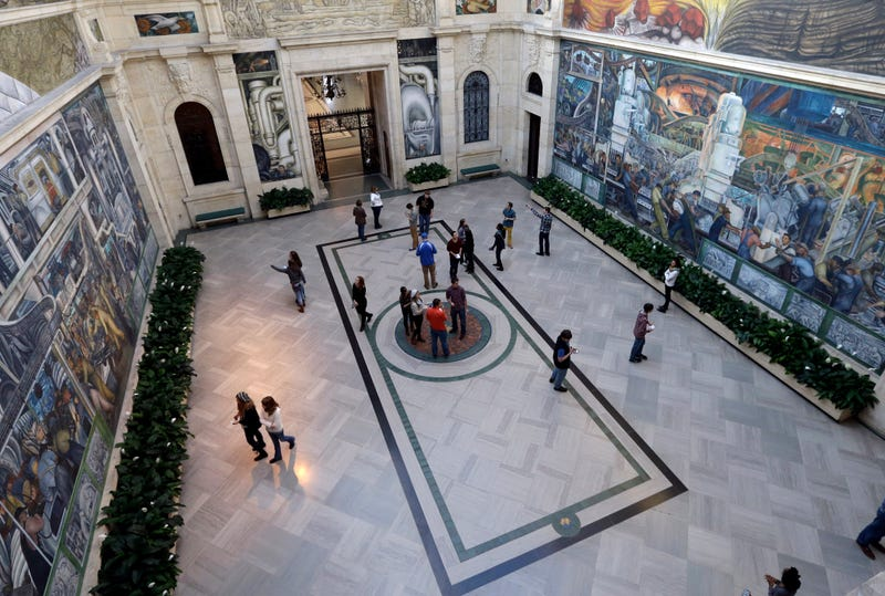 Could Ford, Chrysler And GM Bail Out Detroit's Art Museum?