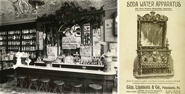 Medicinal Soft Drinks and Coca-Cola Fiends: The Toxic History of Soda