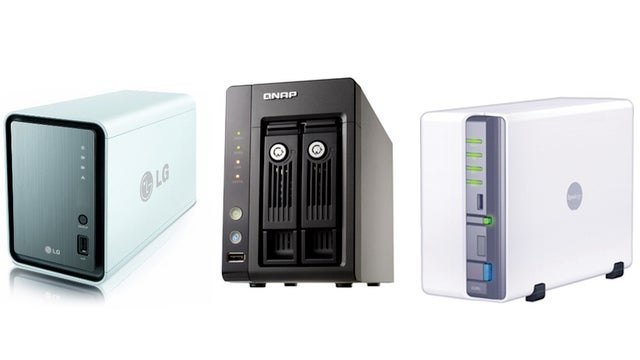 Pick One of These Smart People-Approved Networked Storage Alternatives