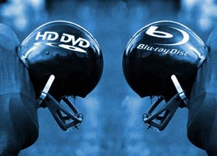 Blu-ray vs HD DVD Playground Fight