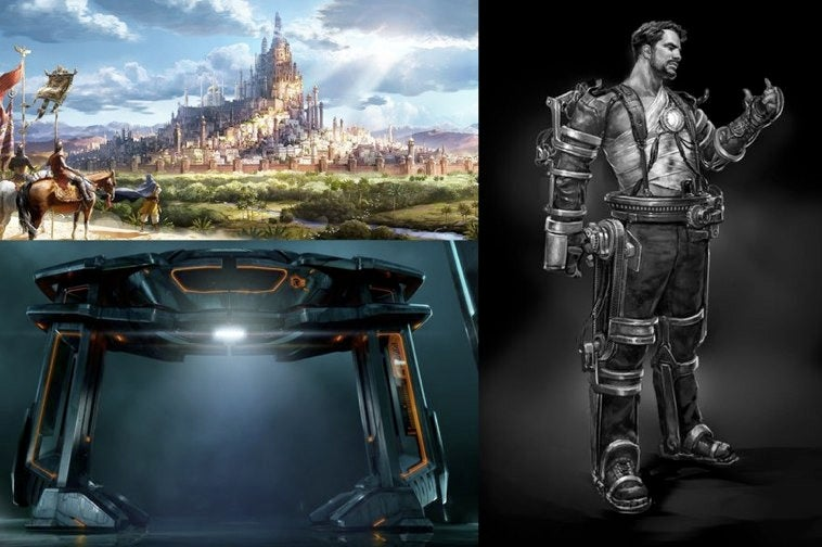 The Year in Concept Art: From Iron Man 2 to Tron