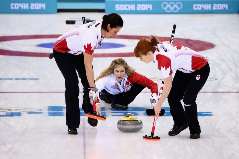 Canada's Ladies Win Gold In Curling; Here's Where They Come From