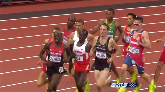 One Norwegian Runner Had An Unfortunate Uniform Malfunction During His Race