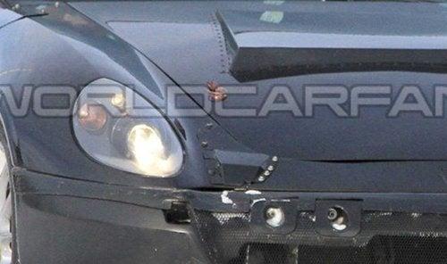 2012 Ferrari 612 Spied In Sweden